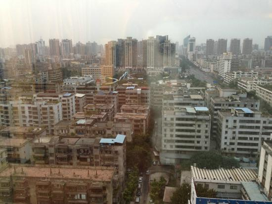 Crowne Plaza Foshan: Club Floor Exec Room - View