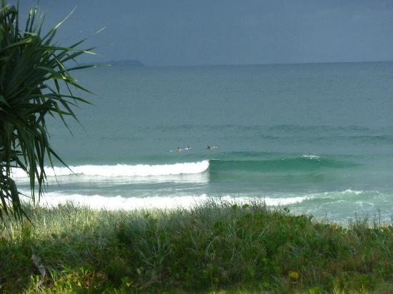 Surf Club Restaurant & Bar: Relaxing Atmosphere