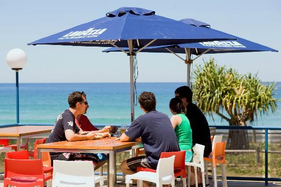 Surf Club Restaurant & Bar: Drinks on our decks