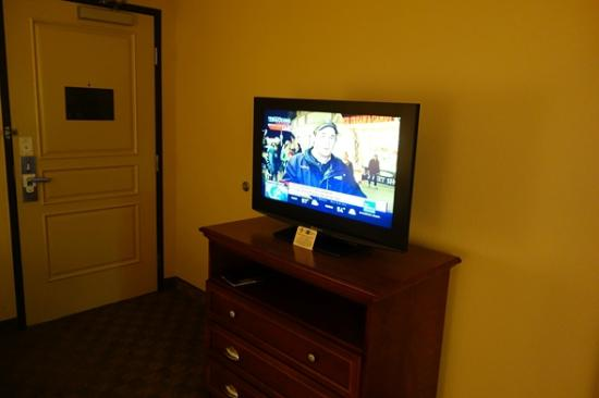 Homewood Suites by Hilton Seattle Downtown: Family Room