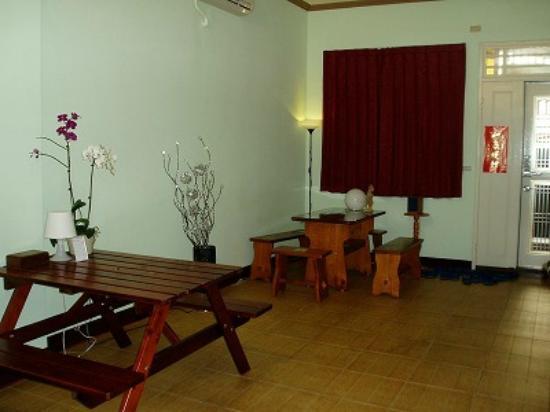 Guest House Puli : ゲストハウス―共有スペース