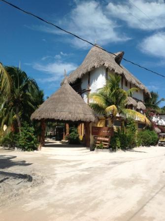 Agua Spa & Yoga Center by Casa Las Tortugas: Entrada principal