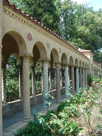 Franciscan Monastery of the Holy Land: Gardens