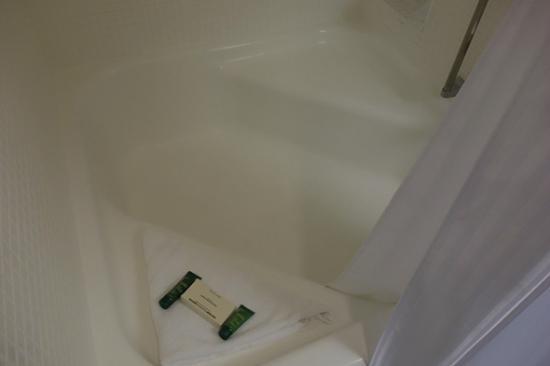 The Beverly Hilton: Bathroom