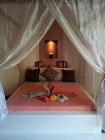 Reef Retreat Resort : the bed