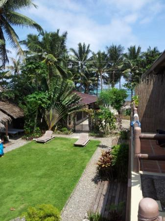 Reef Retreat Resort : the view from the balcony
