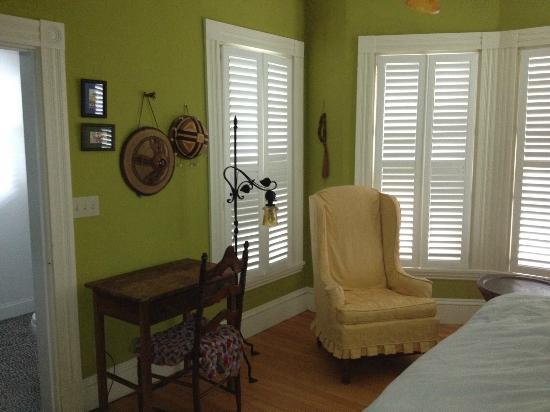 Kismet Inn: Unique rooms