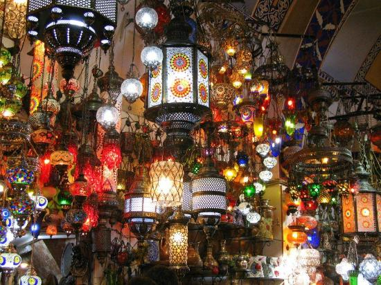Istanbul Suite Home Istiklal : Inside grand bazar
