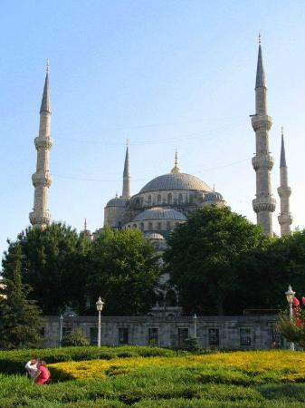 Istanbul Suite Home Istiklal : Blue mosque