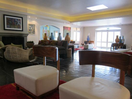 Spier Hotel: Hotel lobby