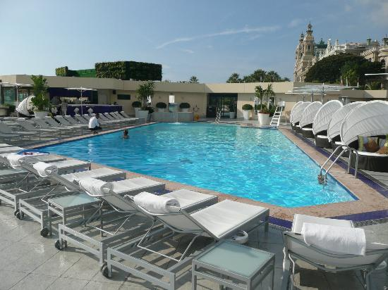 Fairmont Monte Carlo: Pool