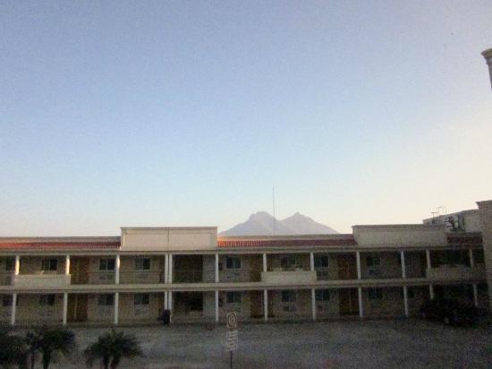 Comfort Inn Monterrey Norte: Vista desde la habitación 201