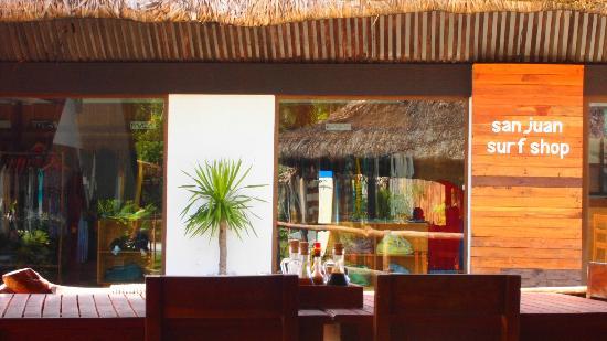 San Juan Surf Resort: Surf Shop