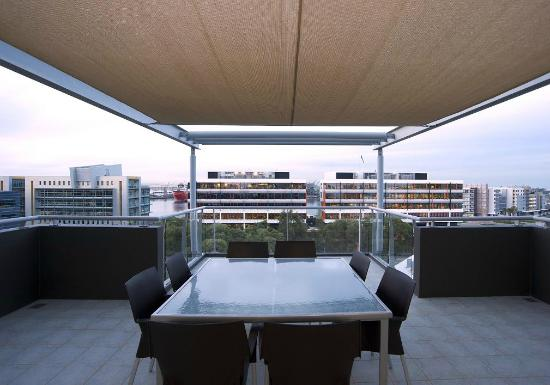 كوست نيوكاسل: Balcony View