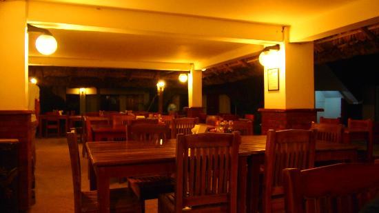 San Juan Surf Resort: Dining area