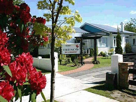 Tresco Bed & Breakfast: Tresco B&B Rotorua