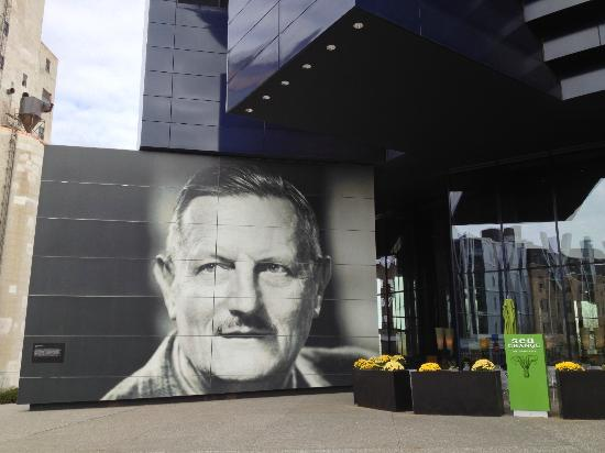 Guthrie Theater: Sir Tyrone Guthrie was an Irish stage director