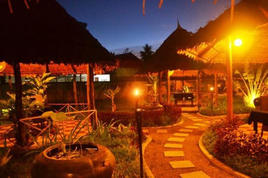 Tangram Garden