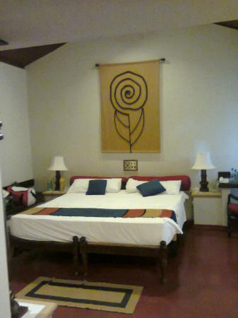 Hotel Sigiriya: Inside the room