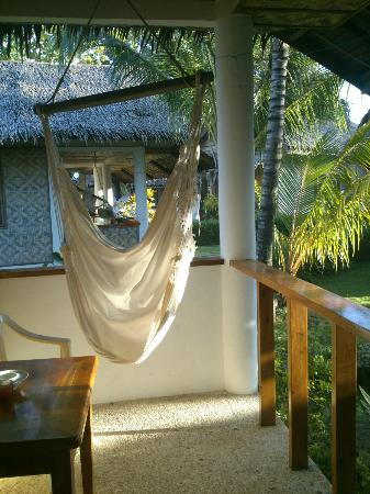 Quo Vadis Dive Resort: Got a hamock in our balcony