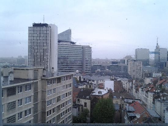 Hotel BLOOM!: la vue depuis la 810