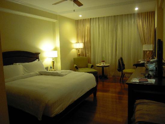 Sofitel Phnom Penh Phokeethra: 客室