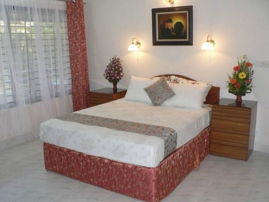 Greenhouse Guesthouse : Double balcony room, very clean and quiet