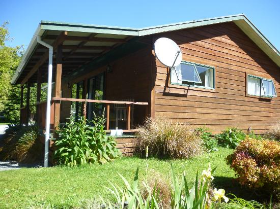 Kiwi Park Motels and Holiday Park: tourist flat