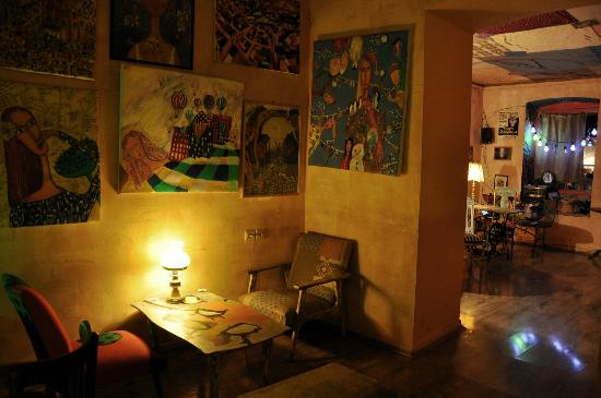 Art-Cafe Amarcord: Our Interior