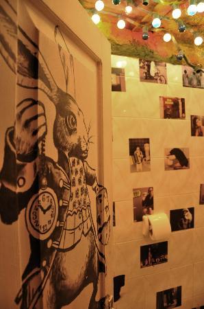 Art-Cafe Amarcord: Design
