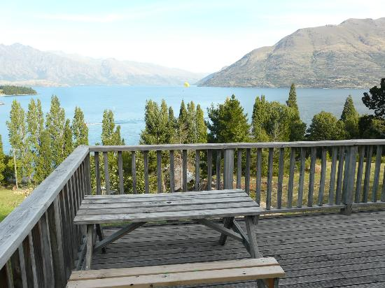 Butterfli Lodge: Sundeck