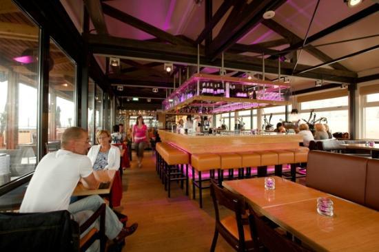 Noordwijk Beach Restaurants