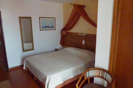 Hotel do Cerro : cama