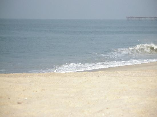 Alappuzha, India: The pristine Allapuzha beach and the beautiful, inviting sea