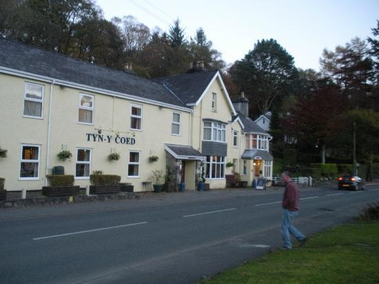 Tyn-Y-Coed Hotel: Tyn-Y Coed