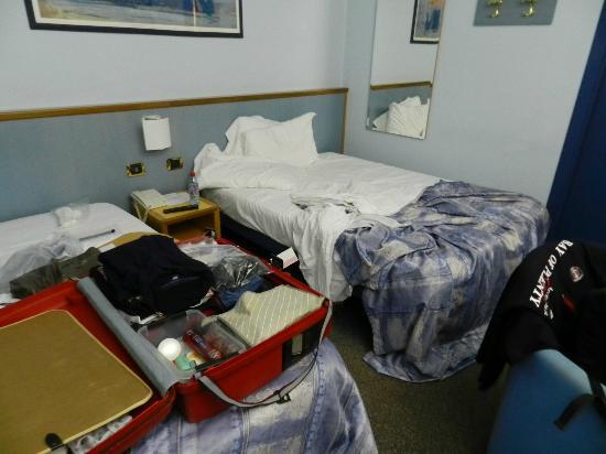 Hotel Le Ruote: Kleine kamers