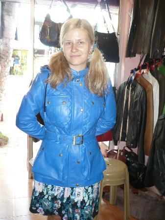 Ali Leather Boutique: victoria syles