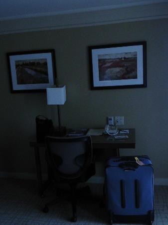 Hotel Abrego: großes 2. Zimmer