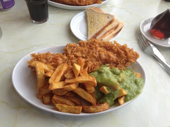 Audrey's Fish & Chips: Wonderful...