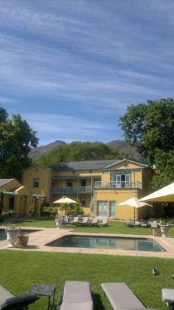 Franschhoek Country House & Villas: Luxury in the countryside