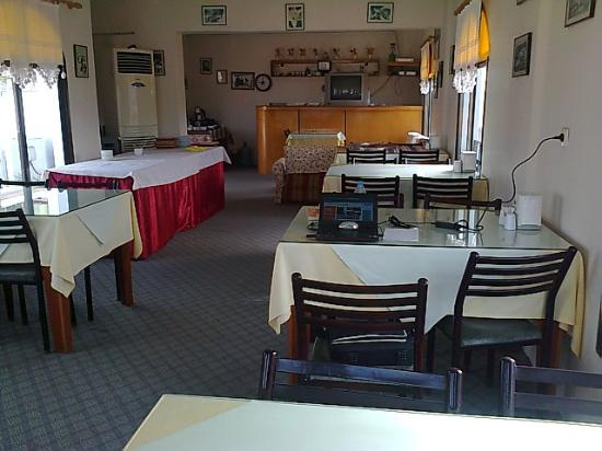 Rilican Hotel: Speisesaal