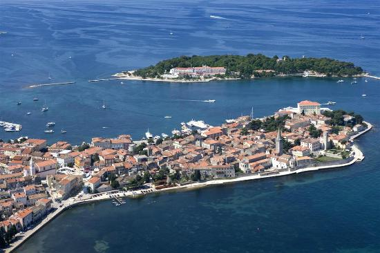 "Porec Peninsula ""The old Town"""