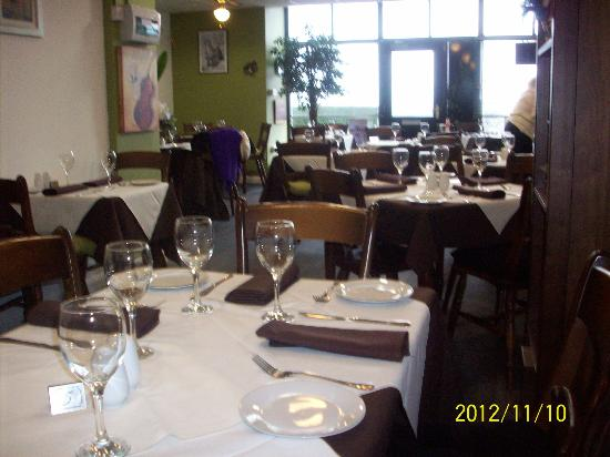L'Amico : FRONT OF THE RESTAURANT