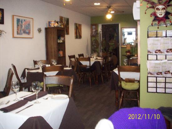 FRONT OF L'AMICO