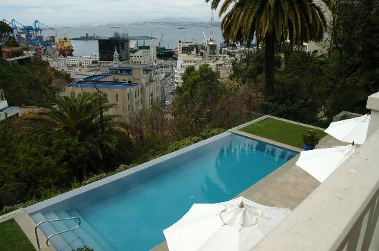 Casa Higueras: Pool with a view!