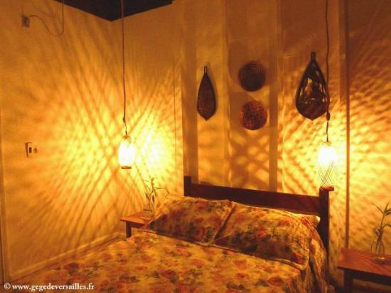 Amazon Ecopark Jungle Lodge: la chambre