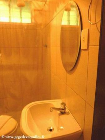 Amazon Ecopark Jungle Lodge: Salle de bains