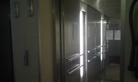 NH Wien Belvedere: Elevator