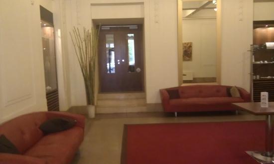 NH Wien Belvedere: Lobby