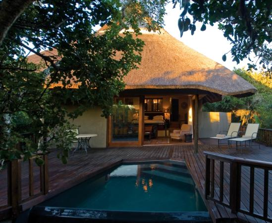 Kichaka Luxury Game Lodge: Kichaka Suite